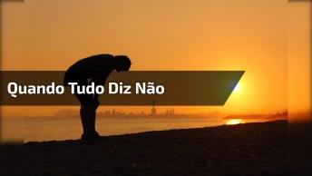 Vídeo Com Linda Canção Gospel Que Vai Tocar Seu Coração, Escute Com Coração!