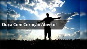 Vídeo Com Linda Mensagem Gospel Para Você, Ouça Com Coração Aberto!