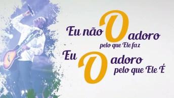 Vídeo Com Linda Música De Delino Marçal 'Deus É Deus', Escute Com Coração!