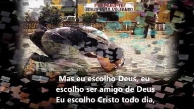 Vídeo Com Linda Música De Thalles Roberto 'Eu Escolho Deus', Confira!
