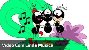 Video Com Linda Música E Imagens Fofas, Com Letra Da Música!