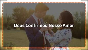Vídeo Com Linda Música Evangélica Para Casais, Vale A Pena Conferir!