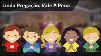 Vídeo Com Linda Pregação, Vale A Pena Conferir E Compartilhar!