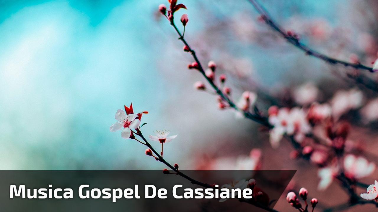 Musica gospel de Cassiane