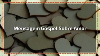 Vídeo Com Mensagem Gospel Para Enviar A Todos Amigos E Amigas!