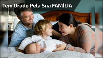 Vídeo Com Mensagem 'Você Tem Orado Pela Sua Família?', Para Refletir!
