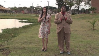 Video Com Música Gospel 'Deus É Por Mim' - Otoniel E Tatiane!