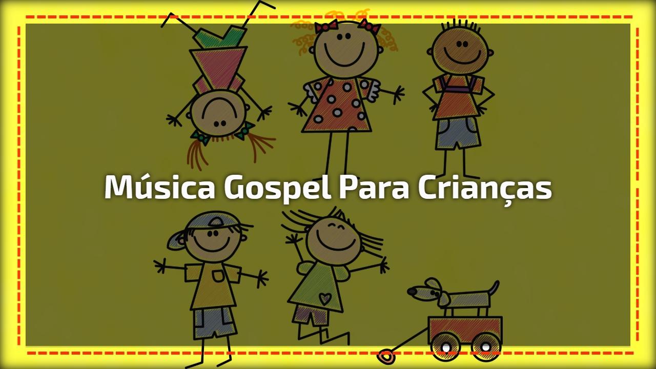 Vídeo com musica gospel para crianças. Vale a pena compartilhar!!!