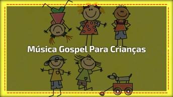 Vídeo Com Música Gospel Para Crianças. Vale A Pena Compartilhar!