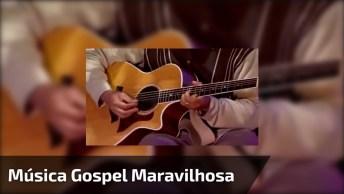Video Com Música Gospel 'Seja O Centro', Para Compartilhar No Facebook!