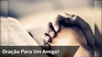 Vídeo Com Oração Para Amigo, Perfeito Para Enviar Para O Whatsapp!