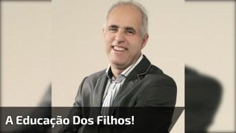 Vídeo Com Pastor Claudio Duarte Falando Sobre A Educação Dos Filhos!