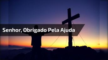 Video Gospel Para Facebook, Agradecendo Ao Senhor Das Ajudas No Dia A Dia!