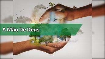 A Mão De Deus, Narrado Por Gilson Souza, Uma Linda Reflexão!