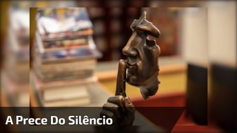A Prece Do Silêncio, Lindas Palavras De Autoria De Silvia Schmidt!