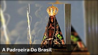 Abra Seu Coração Para Receber A Padroeira Do Brasil, Linda Mensagem!