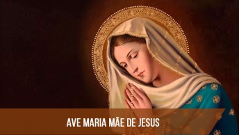 Ave Maria, Ave Maria, Ave Maria Mãe De Jesus, Compartilhe No Facebook!
