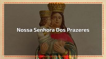 'Ave Maria' No Terço Dos Homens No Santuário De Nossa Senhora Dos Prazeres!