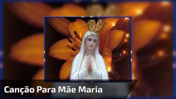 Canção Para Mãe Maria, Santa Maria Rogai Por Nós, Compartilhe!