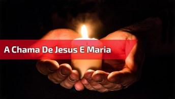Chama De Jesus E Maria, Não Deixe Ela Apagar, Repasse Agora Mesmo!