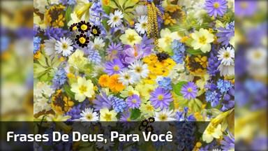 Imagens Com Frases De Deus, Compartilhe Em Seu Facebook!