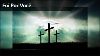 Imagens Lindas De Flores E De Jesus Com Música Foi Por Você De Anjos De Regaste!