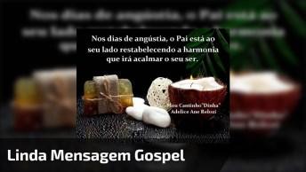 Linda Mensagem Gospel Para Facebook, Simplesmente Perfeita!