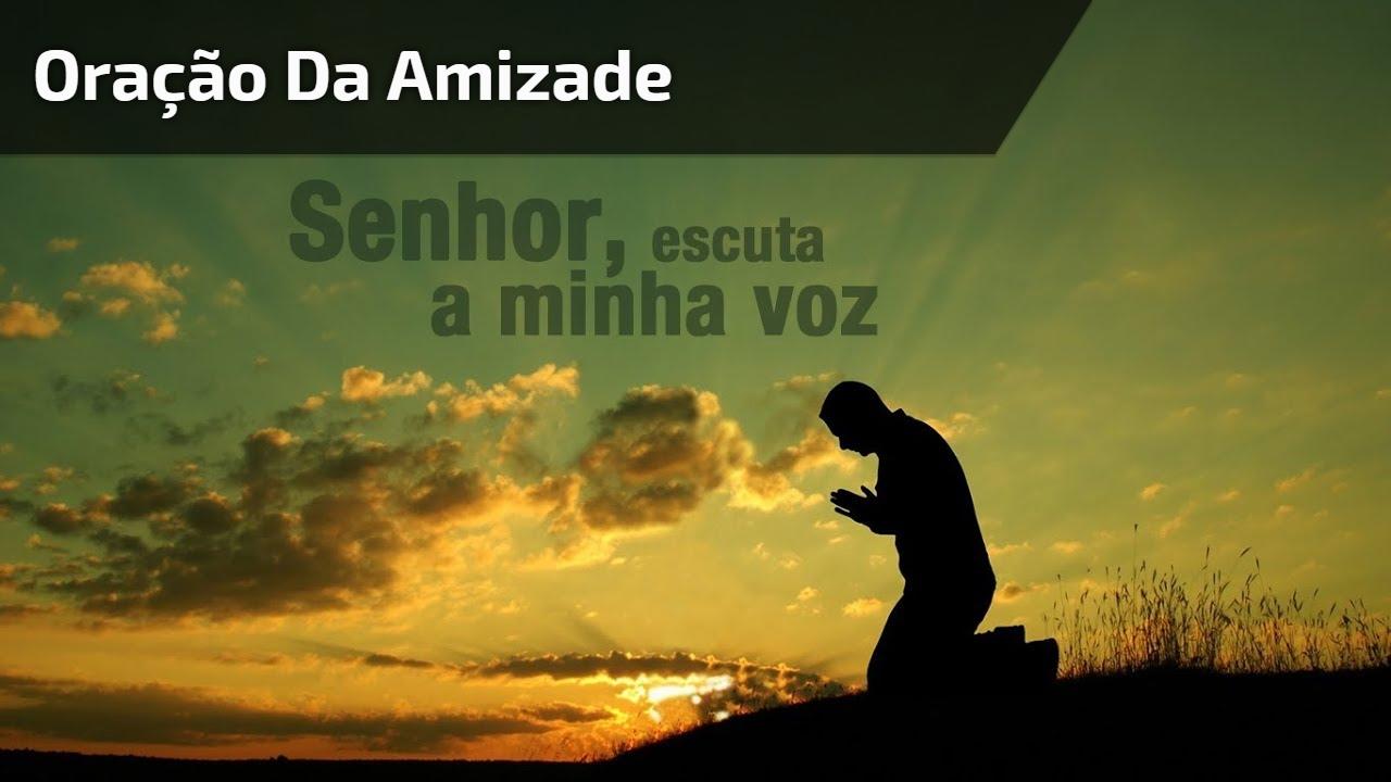 Oração da amizade