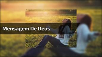 Mensagem De Deus Em Forma De Música, Cristo Estará Contigo Sempre!