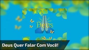 Mensagem De Deus Para Amigos E Amigas Do Whatsapp, Envie Agora Mesmo!