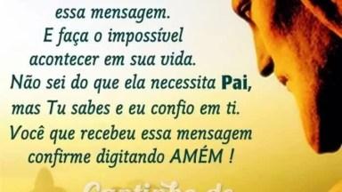 Mensagem De Deus Para Enviar A Todos Amigos E Amigas, Deus Te Abençoe!