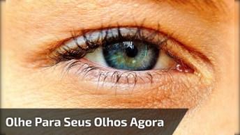Mensagem De Deus Para Você, Olhe Para Seus Olhos Agora Mesmo!
