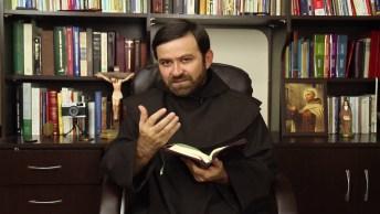 Mensagem De Frei Claudiano, Queira Vencer As Tentações, Confira!