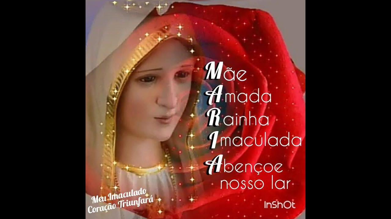 Mensagem linda de Maria Mãe de Deus para enviar para todos amigos e amigas