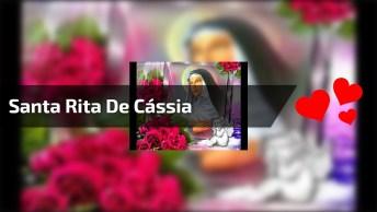 Mensagem Para Santa Rita De Cássia, Padroeira Das Causas Impossíveis!
