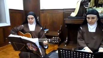 Música 'Dai-Me Fogo, Dai-Me Amor' Cantada Pelas Monjas Do Carmelo!