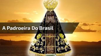 Nossa Senhora Aparecida, A Mãe E Padroeira Do Brasil, Rogai Por Nós!