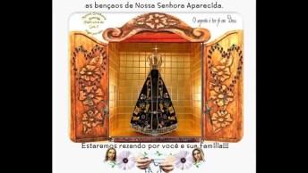 Nossa Senhora Aparecida, Padroeira Do Brasil Rogai Por Nós. . .