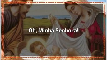 Oh Minha Senhora E Também Minha Mãe. . . Compartilhe No Facebook!