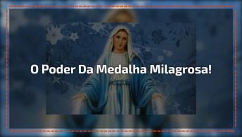 Oração A Nossa Senhora Das Graças, O Poder Da Medalha Milagrosa!