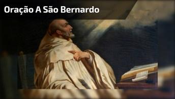 Oração A São Bernardo A Nossa Senhora, Uma Linda Oração Para Compartilhar!