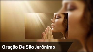 Oração De São Jerônimo O Padroeiro Dos Estudos Bíblicos, Linda Oração!