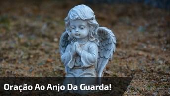 Oração Do Anjo Da Guarda. Obrigada Por Estar Sempre Me Protegendo De Todo Mal!