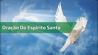 Oração Do Espírito Santo - Alma De Minha Alma, Eu Vos Adoro!