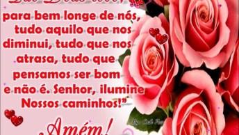 Oração Para Deus Iluminar Nossos Caminhos, Nossas Escolhas. . .