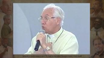 Queira Que Os Traços De Jesus Se Gravem Em Você - Padre Jonas Abib!