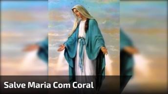 Salve Maria Com Coral Palestrina De Curitiba, Compartilhe No Facebook!