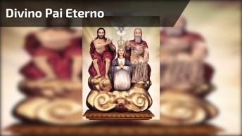 Vídeo Com Imagem Do Divino Pai Eterno, Que Deus Proteja Todos Vocês!