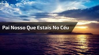 Vídeo Com Linda Mensagem De Deus Pra Você, Que Deus Abençoe Seu Caminhar!