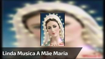 Vídeo Com Linda Música A Mãe Maria, Vale A Pena Compartilhar!